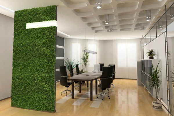 A Plant Wall For Acoustics