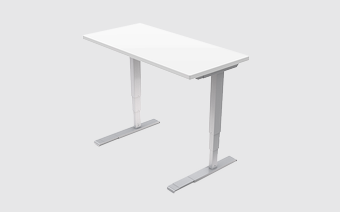 All-Flex 2-Leg + Worksurface