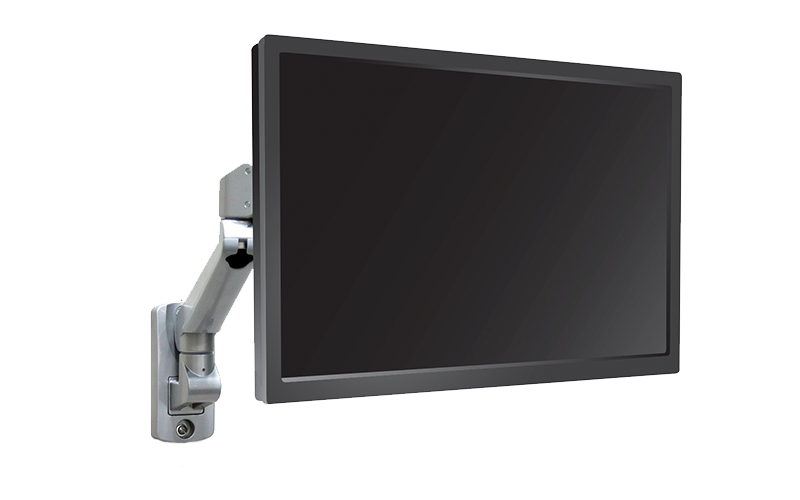 Edge Wall Monitor Arms Esi