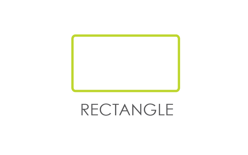 Rectangle Worksurface