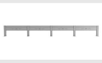 Railway Linear 8-pack
