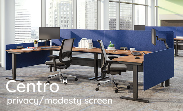 Introducing the Centro privacy/modesty screen