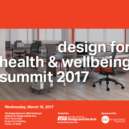 2017 Design for Health & Wellbeing