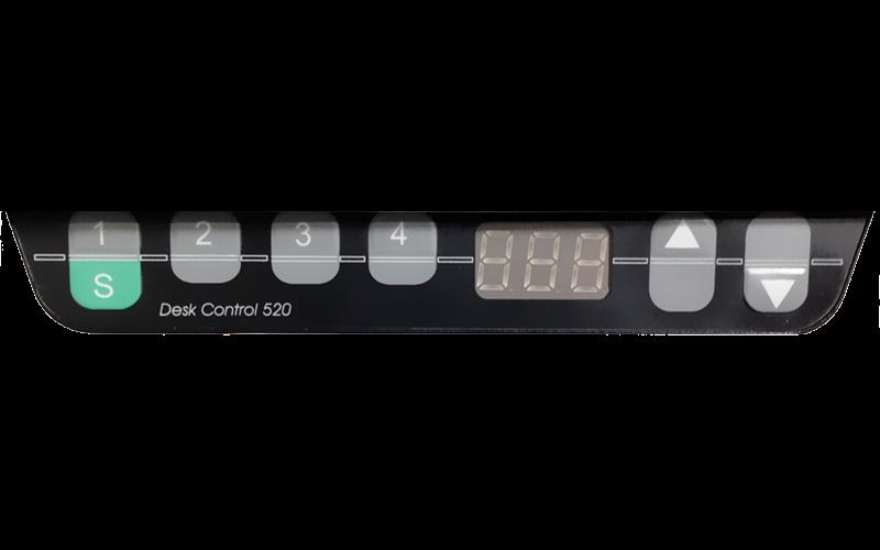 Digital Keypad Premium Electric Tables Esi